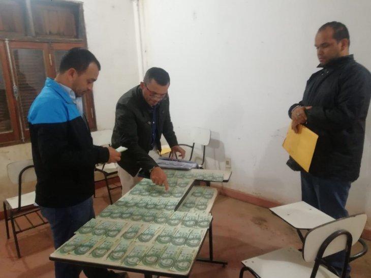 El abogado y la fiscala del Ministerio Publico fueron detenidos por un supuesto cobro de coimas GENT