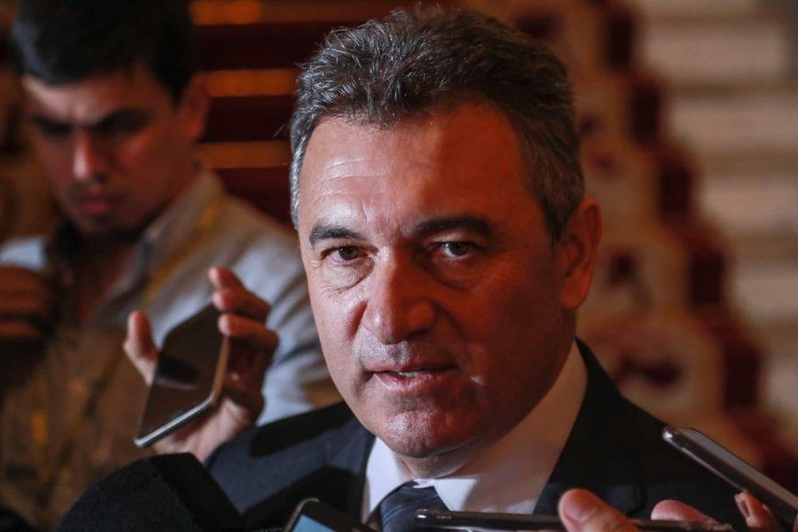 Luis Alberto Villordo Recalde, nuevo Presidente de la Ande PRESID TW 00