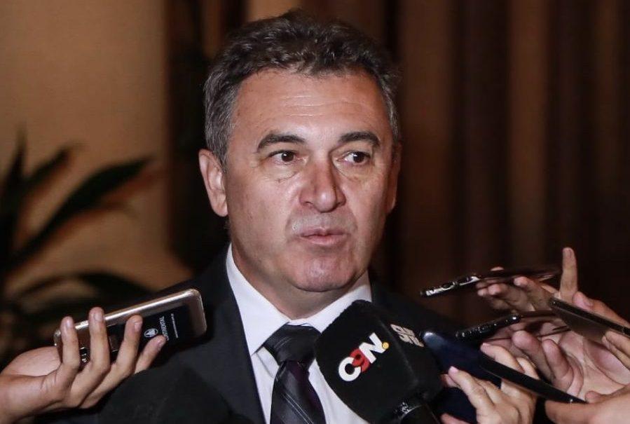 Luis Alberto Villordo Recalde, nuevo Presidente de la Ande PRESID TW