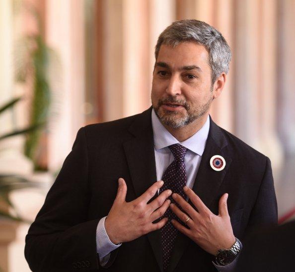 Mario Abdo responde a la Fiscalía