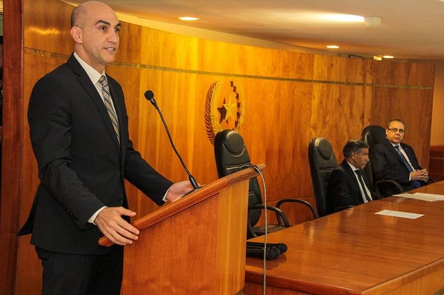 Ministro Julio Mazzoleni MSPBS COM