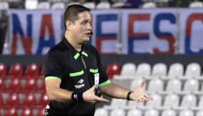 arnaldo samaniego arbitro APF