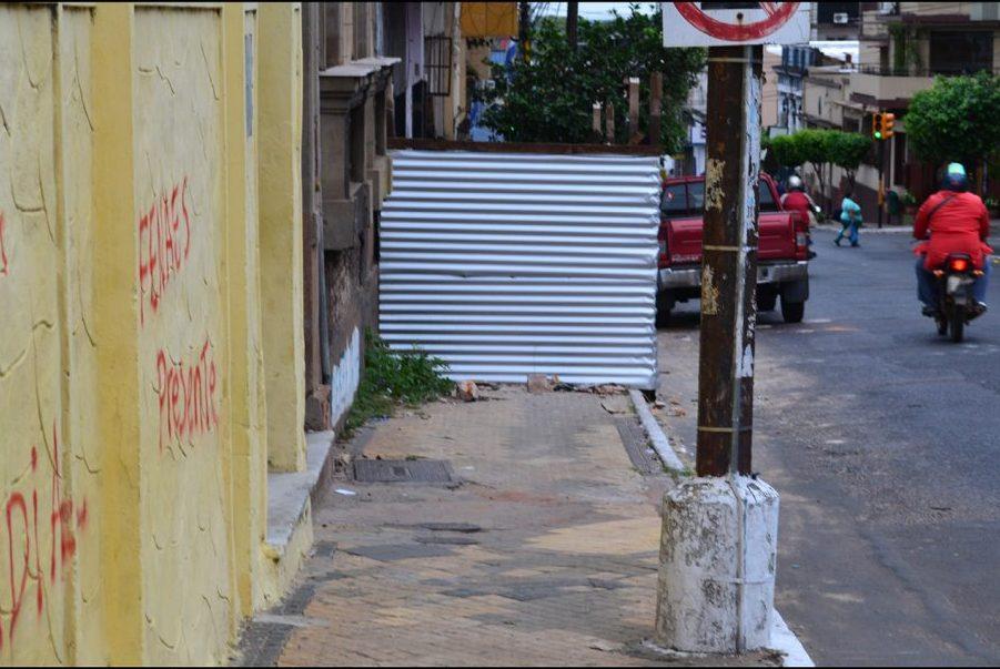 calles asuncion Archivo UH