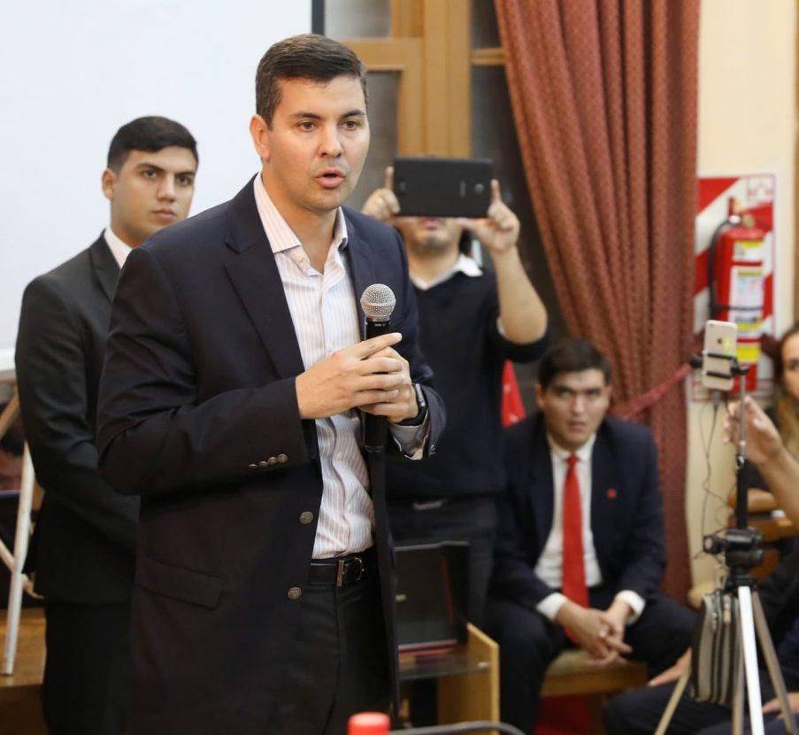 ex ministro Santiago Peñha TW