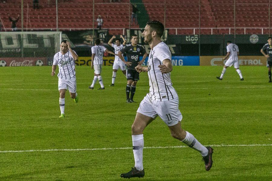 Libertad 2 - Olimpia 0. Fecha 4 Clausura 2019