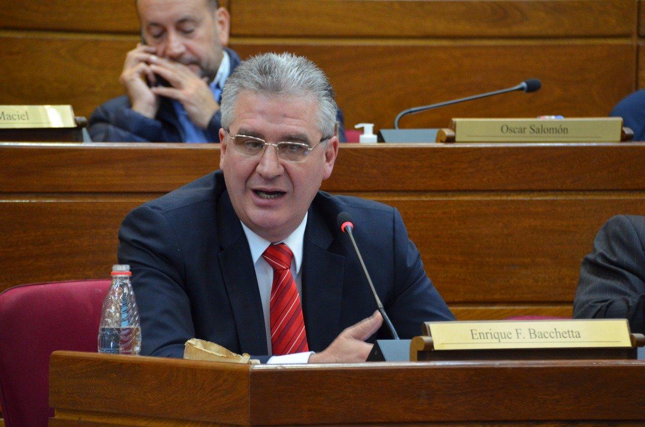 senador Enriqeu Bacchetta SENADO TW