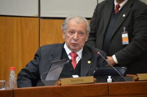senador Juan Carlos Galaverna SENADO