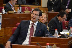 senador Silvio Beto Ovelar ANR SENADO