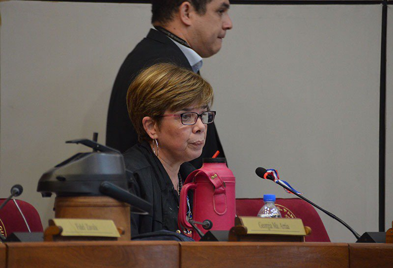Desirée Masi se muestra a favor de derogar ley de pensiones graciables