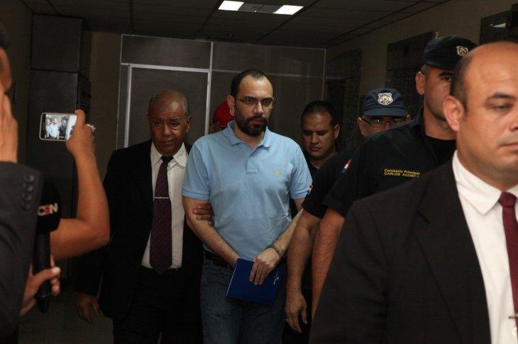 En octubre se enfrentará Fernández Lippmann al Tribunal de Sentencia