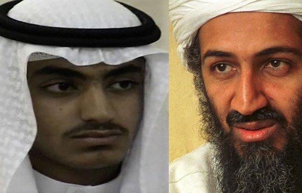 Trump anuncia la muerte del hijo de Osama bin Laden