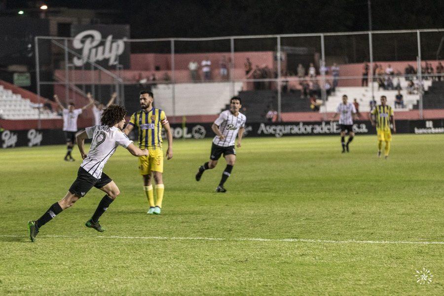 Libertad 2 - Capiatá 0. Fecha 11 Clausura 2019
