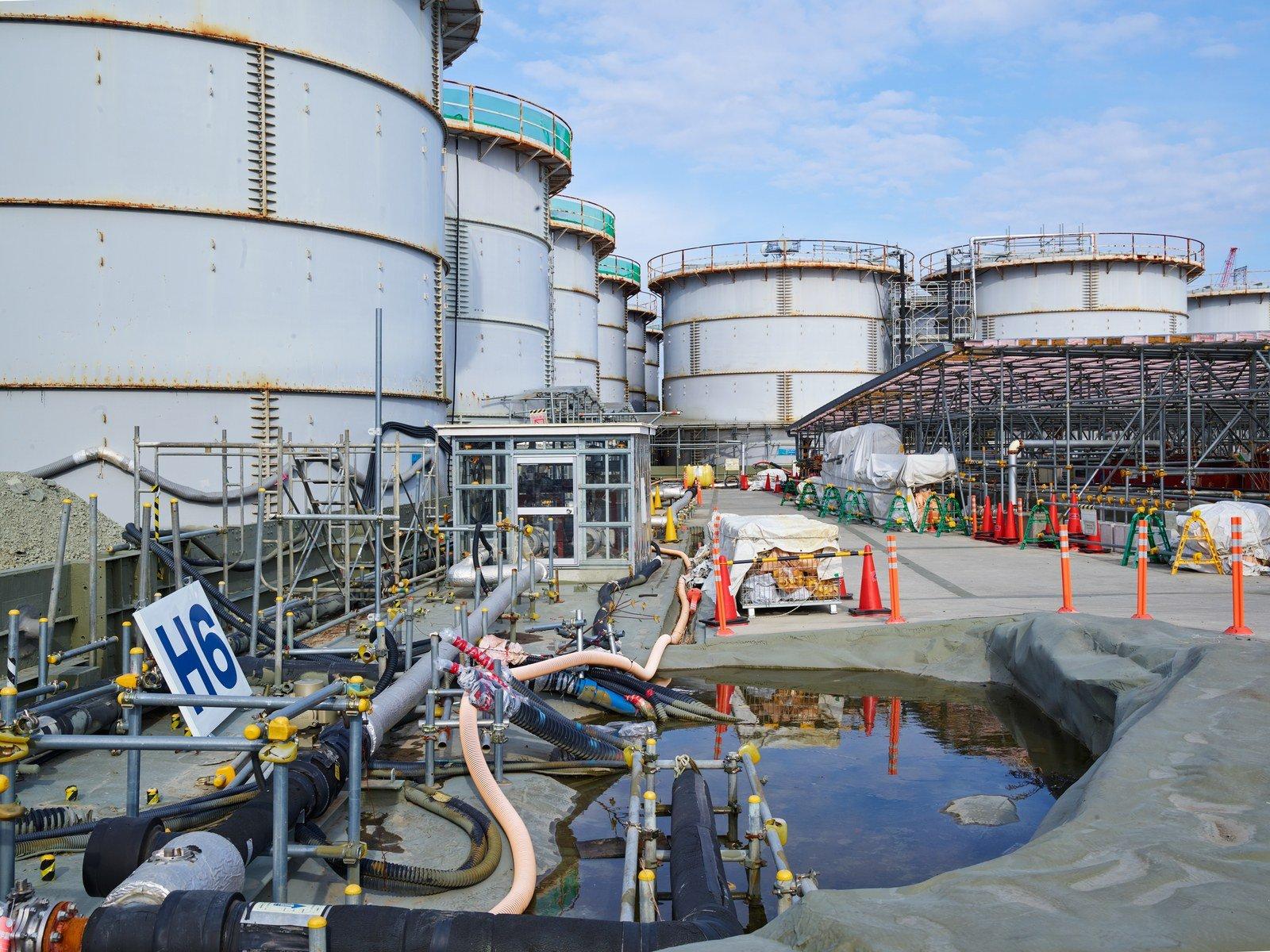 Japón analiza verter agua contaminada de Fukushima en el océano Pacifico