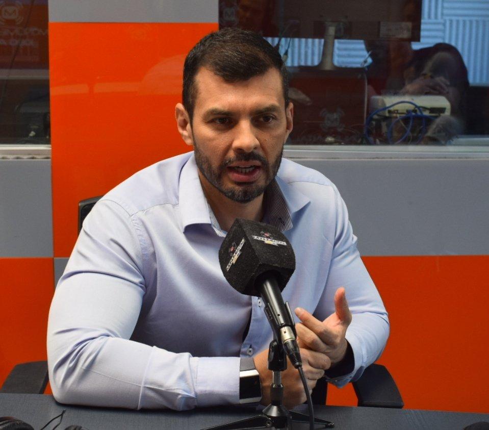 'Nenecho' traicionó el acuerdo de unidad colorada, según el diputado Ramírez