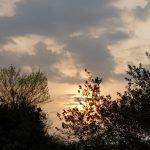 clima ambiente nubes sol calor calido humo bruma 07