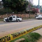 comisario felix ferrari muerto tra el rescate del jefe del Comando Vermelho, Jorge Samudio UH