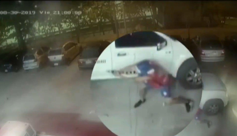 disparos en muerte de hincha olimpia cerro futsal snd TF