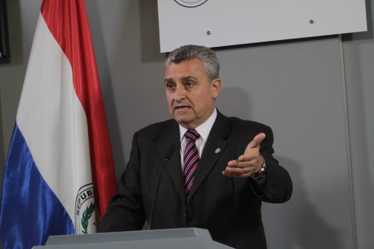 Villamayor cree que las FF.AA. pueden ser efectivas contra el crimen organizado