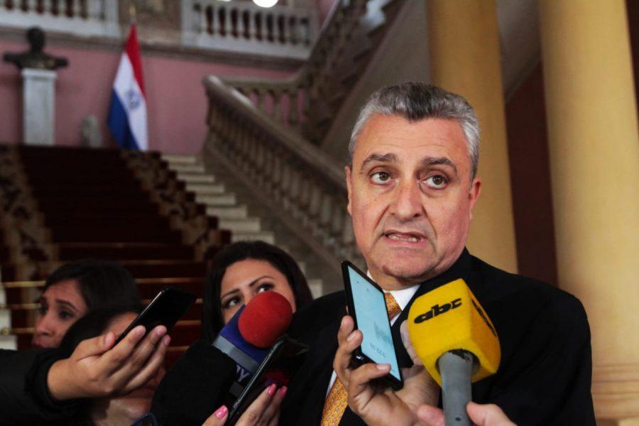 """Juan Ernesto Villamayor: """"pido disculpas, no estuve a la altura"""""""