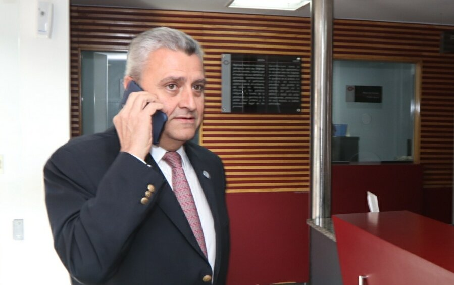 juan ernesto villamayor ministro del interior 24 TW MIN INTERIOR
