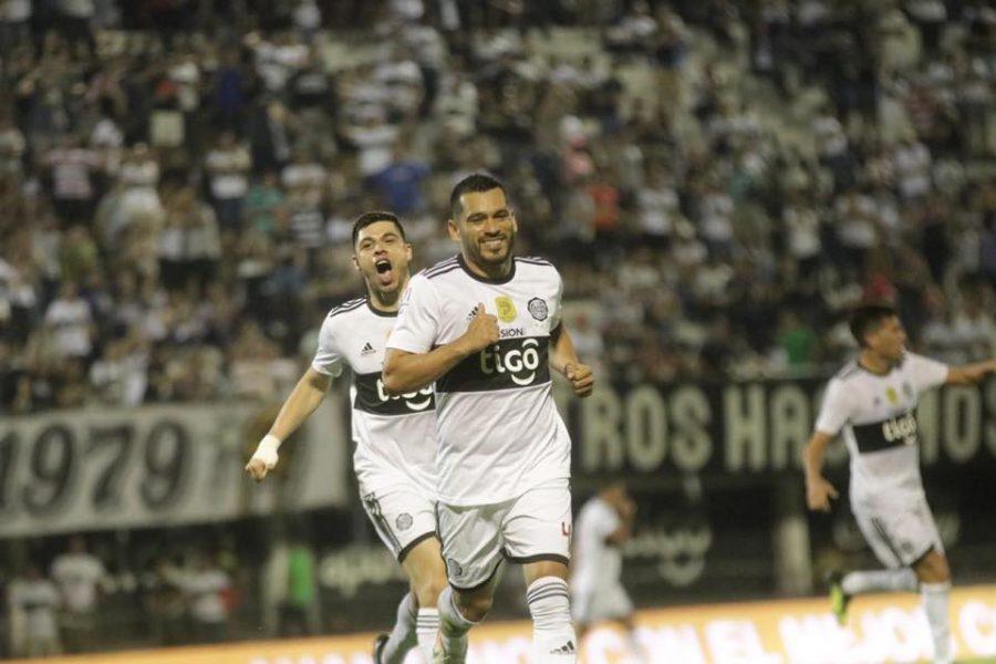 Olimpia 2 - Sol de América 0. Fecha 11 Clausura 2019