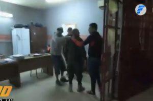 reos pcc guardia seguridad penitenciaria de encarnacion negociador GENT