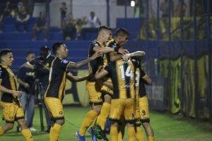 sol vs guarani fecha 9 clausura 2019 clubguarani TW