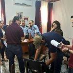 Detienen a 17 agentes de la Policia por haber dado cobertura estructura criminal del supuesto narco Levi Adriani Felicio GENT 01