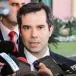 Jose Cantero presidente del Banco Central del Paraguay BCP foto agencia IP