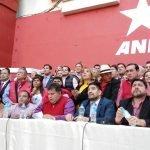 Edgar Lopez centro Plenaria del Consejo Nacional de Presidentes de Seccionales Coloradas FB CNPSC