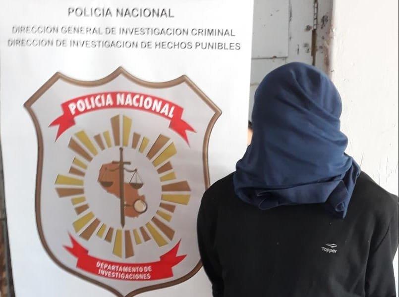 detenido nuevo caso de feminicidio en cordillera GENT