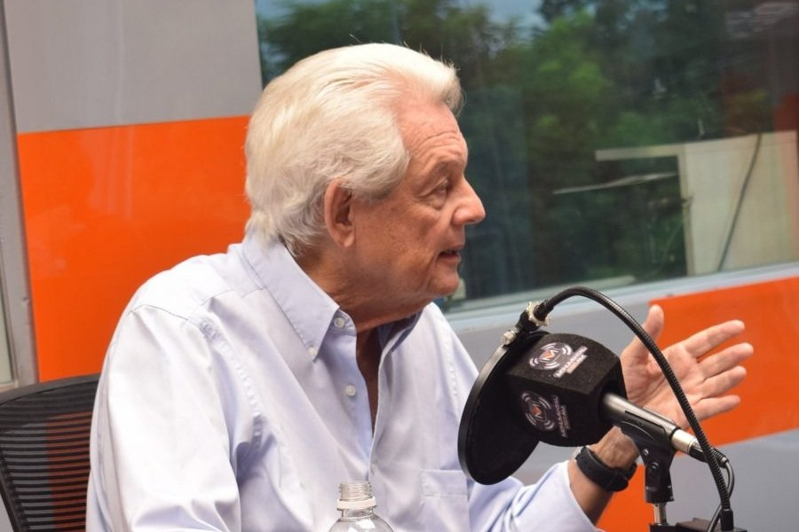 empresario Guillermo Caballero Vargas en AM 1080