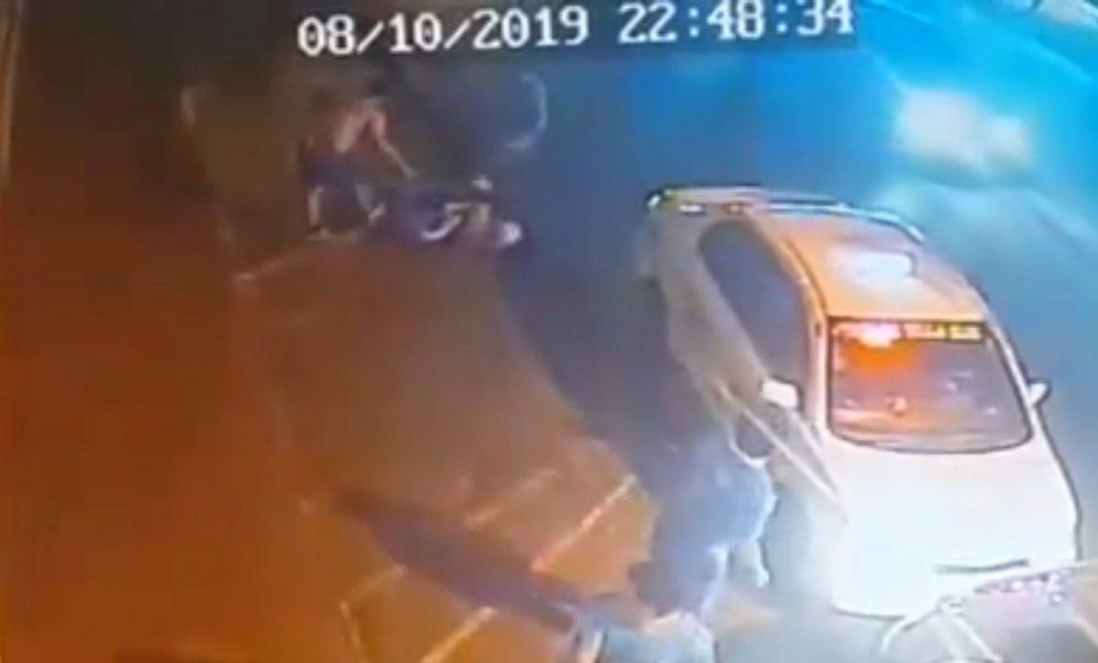 nueva agresion de taxistas a conductor de uber