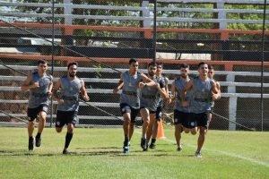plantel de primera clausura 2019 club general diaz TW clubgralDiaz