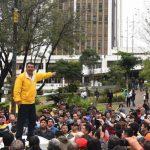 presidente de la Asociación de Profesionales Taxistas de Asunción APTA Arístides Morales DIARIO UH