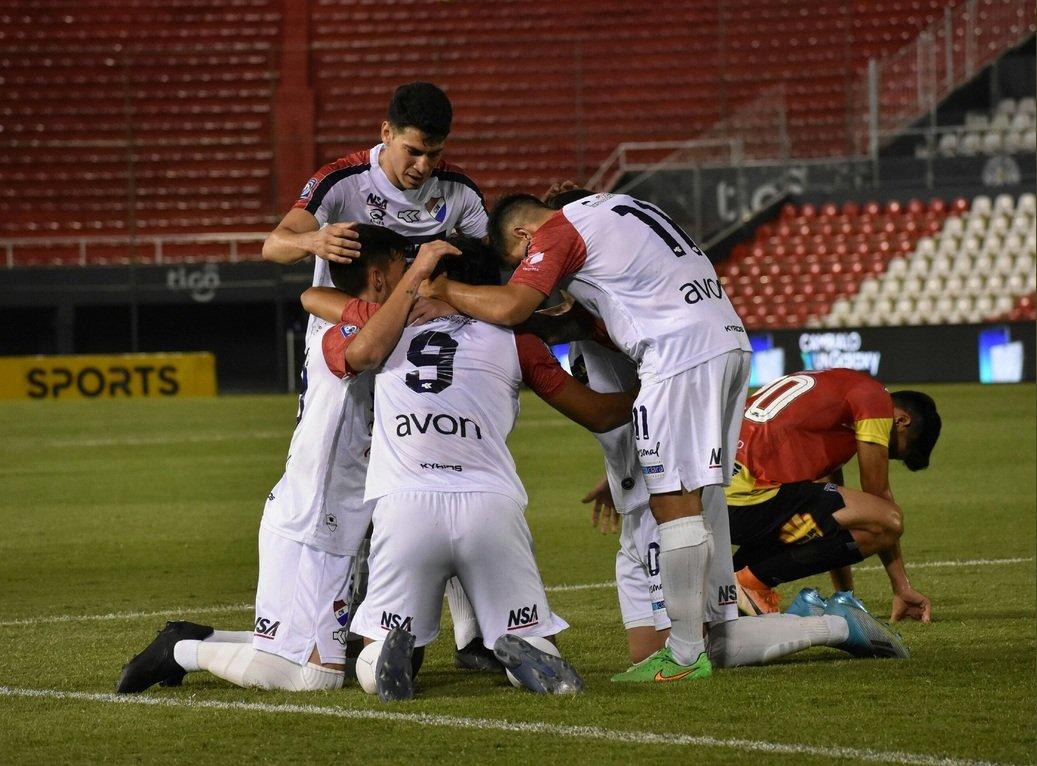 Nacional vs Santani fecha 19 clausura 2019 TW NACIONAL