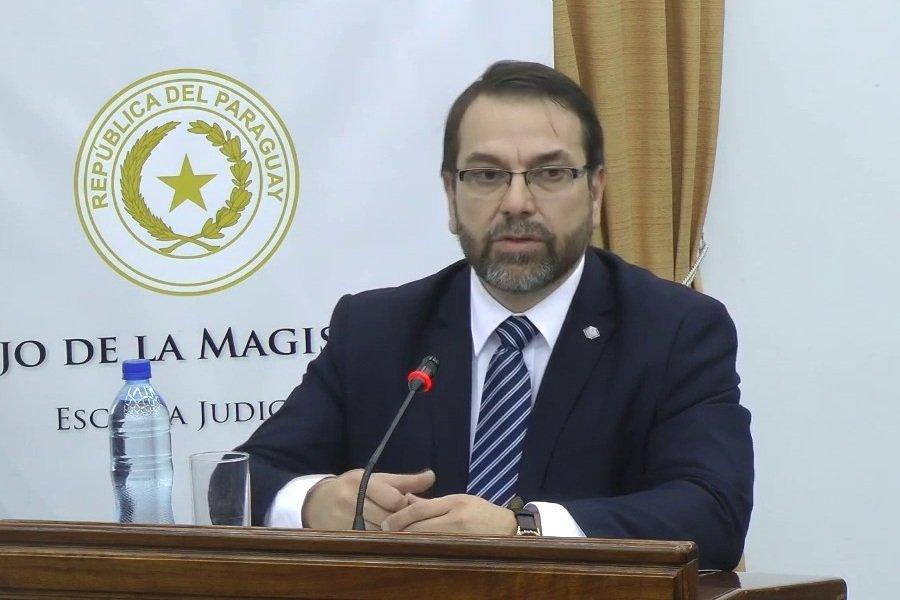 Ricardo Merlo Fiscal CONSEJO MAGISTRATURA