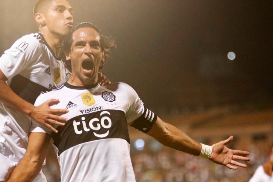 Roque SantaCruz olimpia vs capiata fecha 19 clausura 2019 TW OLIMPIA