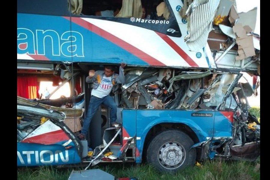 accidente la santanianan argentina fallecidos