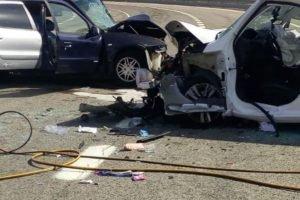 choque frontal accidente de transito ILUSTRATIVA cadenaser COM