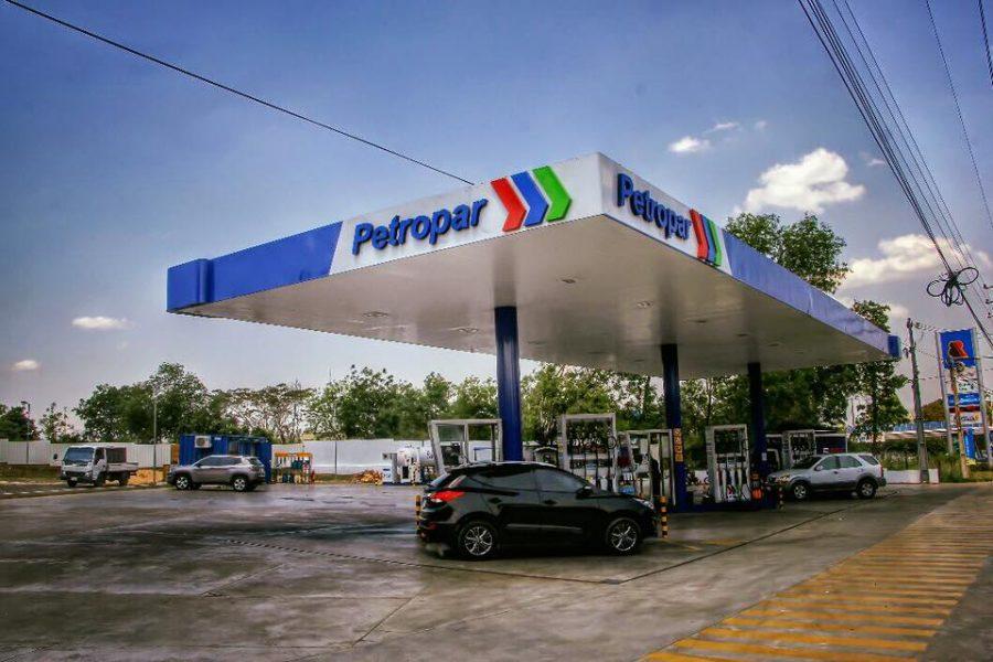 estacion de servicios ñemby PETROPAR