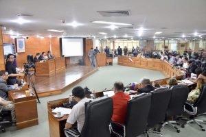 junta municipal de asuncion sesion 20 noviembre 2019 TW juntasuncion