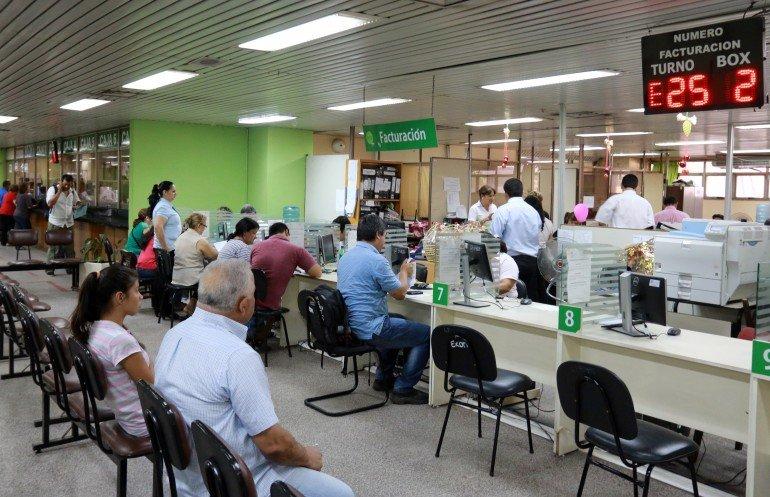 pago tributos impuestos y tasas municipalidad de ASUNCION GOV
