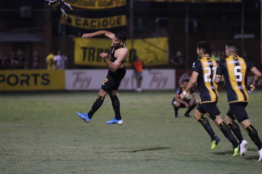 rodney redes guarani vs capiata fecha 17 clausura 2019 TW GUARANI