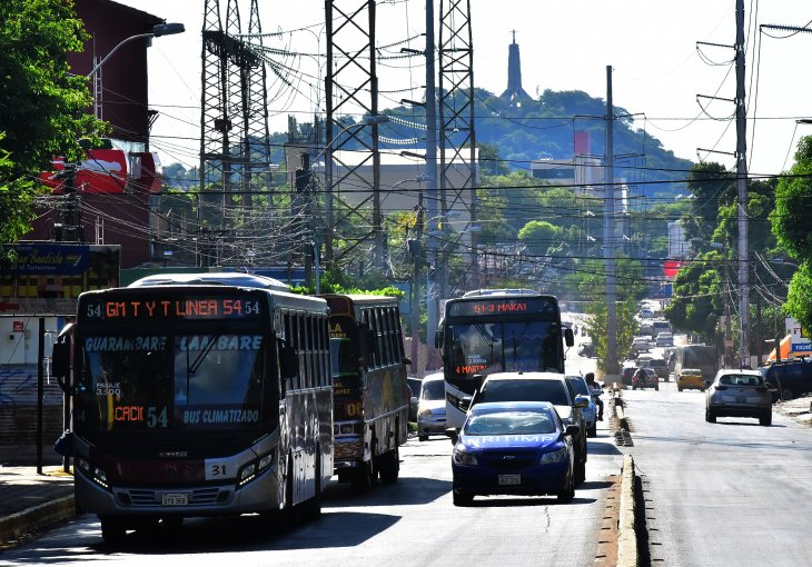 transporte publico DIARIO UH