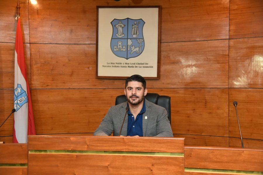 """""""Nenecho"""" Rodríguez tiene dudas para el cargo de intendencia de Asunción"""