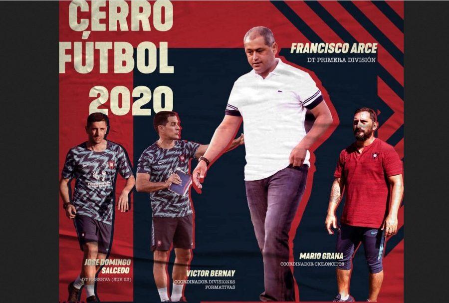 Cerro futbol 2020 arce