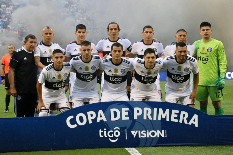 Club Olimpia Campeon Clausura 2019 TW APF