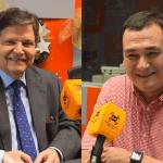 Euclides Acevedo y Amilcar Ferreira en AM 1080