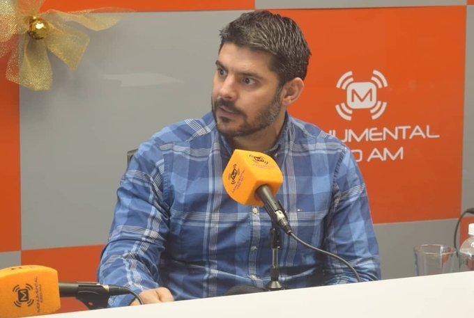 """'Nenecho' Rodríguez: """"el respaldo me lo dará la ciudadanía"""""""